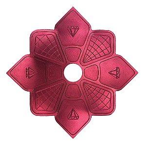 Prato Diamond Hookah - Escolha a cor