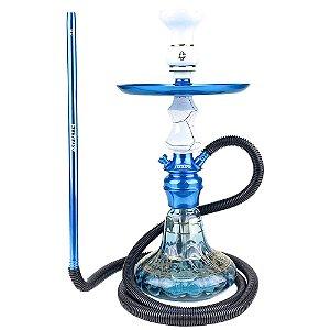 Narguile Amazon Hookah Future Prime - Azul/ Onix Blue/ Azul