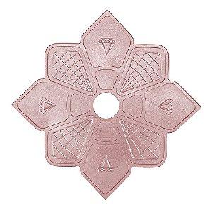 Prato Diamond Hookah - Rosé