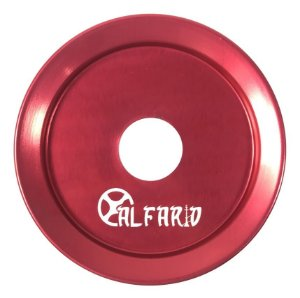 Prato Al Farid Lair Grande 22cm - Vermelho
