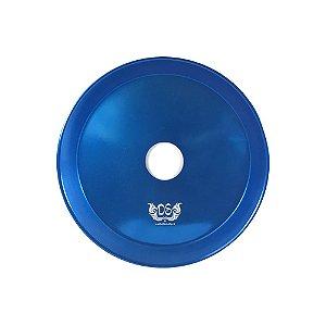 Prato DS Hookah P 17CM - Azul Escuro