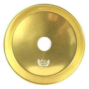 Prato DS Hookah G 24CM - Dourado