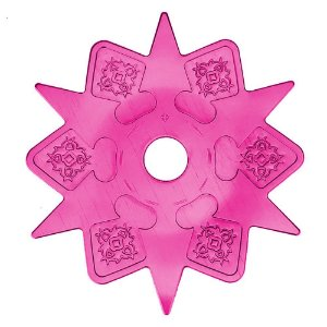 Prato Amazon Hookah Astéris - Pink