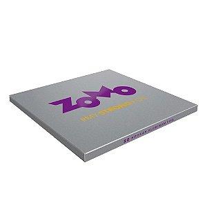 Kit Papel Aluminio Zomo Strong Foil x10 500 Folhas