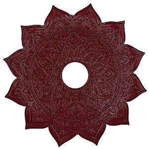 Prato EBS Hookah Sleek - Vermelho
