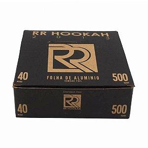 Papel Alumínio RR Hookah 500 Folhas