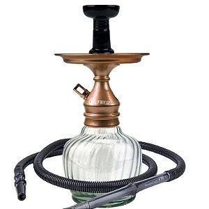 Kit Narguile Completo Al Farid Bronze KIT207