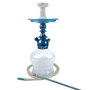 Kit Narguile Completo Kini Azul KIT252
