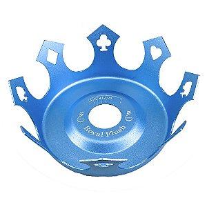 Prato Zenith Coroa Royal Flush - Azul Claro