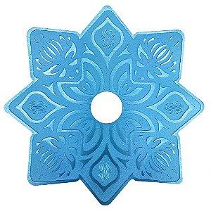Prato Zeus Hookah Elemental Soft  - Azul