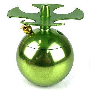 Narguile LittleSorr 4 Furos Lote 8 - Green Light
