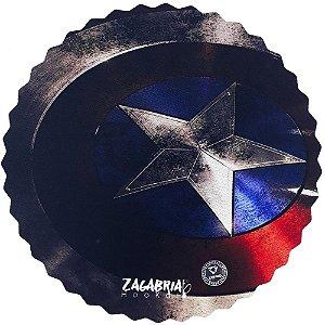 Tapete Zagabria Hookah - Capitão América