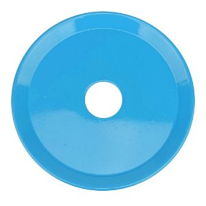 Prato ZH Médio 19cm - Azul Claro
