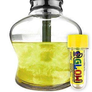 Corante Acetinado PK Hookah Glow - Amarelo