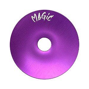 Prato Magic Pequeno 15cm - Roxo