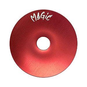 Prato Magic Pequeno 15cm - Vermelho