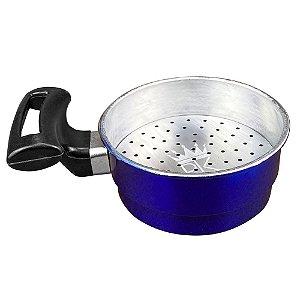 Batedor de Carvão PK - Azul Escuro