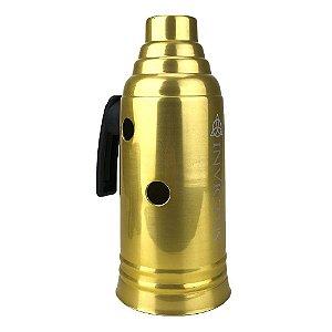 Abafador Invictus Hookah - Dourado