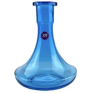 Vaso Joy Hookah Gim 30cm - Azul Claro