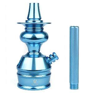Stem Narguile Triton Zip - Azul Claro