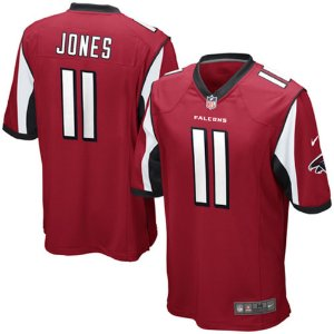 Camisa NFL Futebol Americano Atlanta Falcons #11 Julio Jones