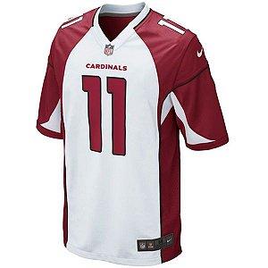 Camisa NFL Arizona Cardinals Futebol Americano #11 Fitzgerald