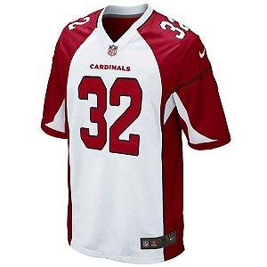 Camisa NFL Arizona Cardinals Futebol Americano #32 Mathieu