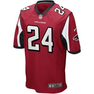 Camisa NFL Atlanta Falcons Futebol Americano #24 Freeman