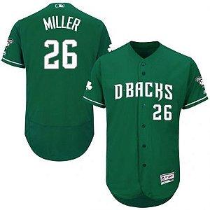 Camisa Mlb Arizona Diamondbacks Shelby Miller Baseball