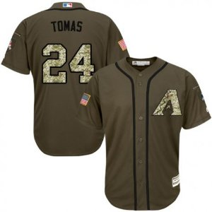 Camisa Mlb Arizona Diamondbacks Yasmany Tomas Baseball