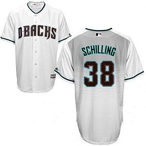 Camisa Mlb Arizona Diamondbacks Curt Schilling Baseball