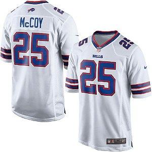 Camisa NFL Buffalo Bills Futebol Americano #25 McCoy