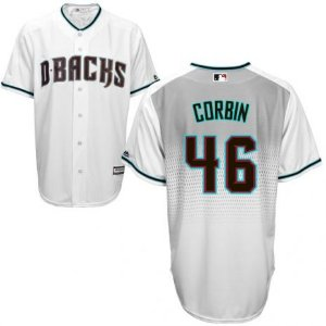 Camisa Mlb Arizona Diamondbacks Patrick Corbins Baseball