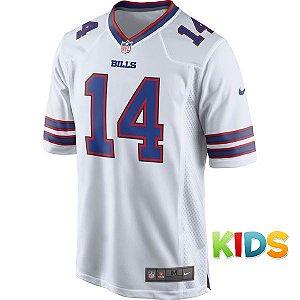Camisa Infantil NFL Buffalo Bills Futebol Americano #14 Watkins
