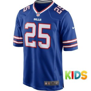 Camisa Infantil NFL Buffalo Bills Futebol Americano #25 McCoy
