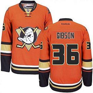 Camisa Nhl Anaheim Ducks John Gibson Hockey