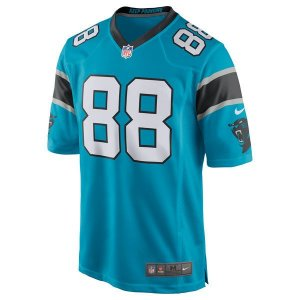Camisa NFL Carolina Panthers Futebol Americano #88 Olsen