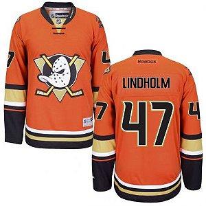 Camisa Nhl Anaheim Ducks Hampus Lindholm Hockey