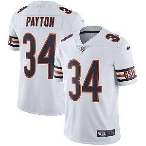 Camisa NFL Chicago Bears Futebol Americano #34 Payton