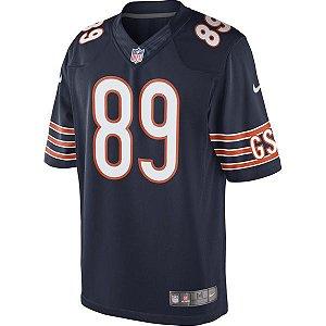 Camisa NFL Chicago Bears Futebol Americano #89 Ditka