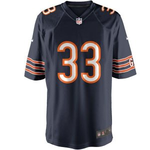 Camisa NFL Chicago Bears Futebol Americano #33 Tillman