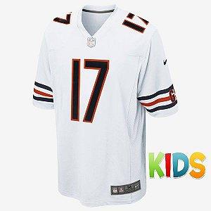 Camisa Infantil NFL Chicago Bears Futebol Americano #17 Jeffery