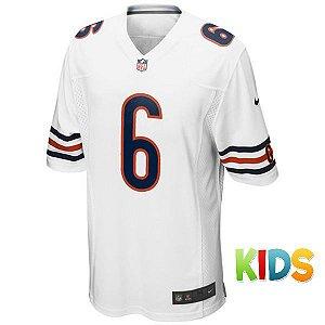 b0fa3302e7bc0 Camisa NFL Chicago Bears Cutler Infantil - Sport Jersey - Melhores ...