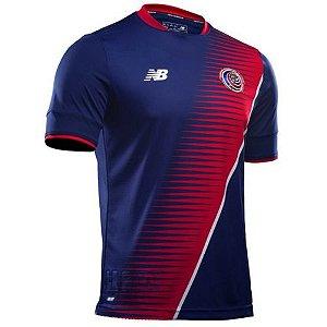 Camisa Seleção Costa Rica Third Copa do Mundo 2018 - Personalização e Frete Grátis