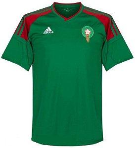 Camisa Seleção Marrocos Third Copa do Mundo 2018 - Personalização e Frete Grátis