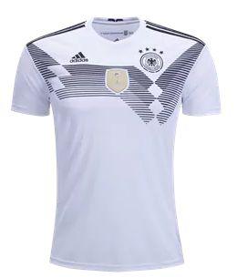 Camisa Seleção Alemanha Home Copa do Mundo 2018 - Personalização e Frete Grátis