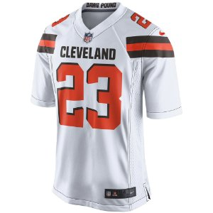 Camisa NFL Cleveland Browns Joe Futebol Americano #12 Haden