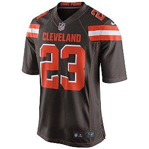 Camisa NFL Cleveland Browns Joe Futebol Americano #23 Haden