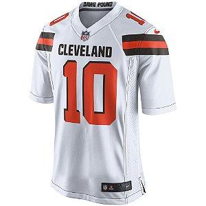 Camisa NFL Cleveland Browns Robert Futebol Americano #10 Griffin III