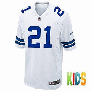 Camisa NFL Infantil Dallas Cowboys Ezekiel Elliott